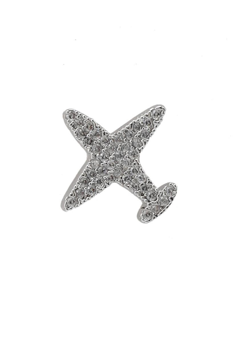 Серьги с кристаллами от AIZEL