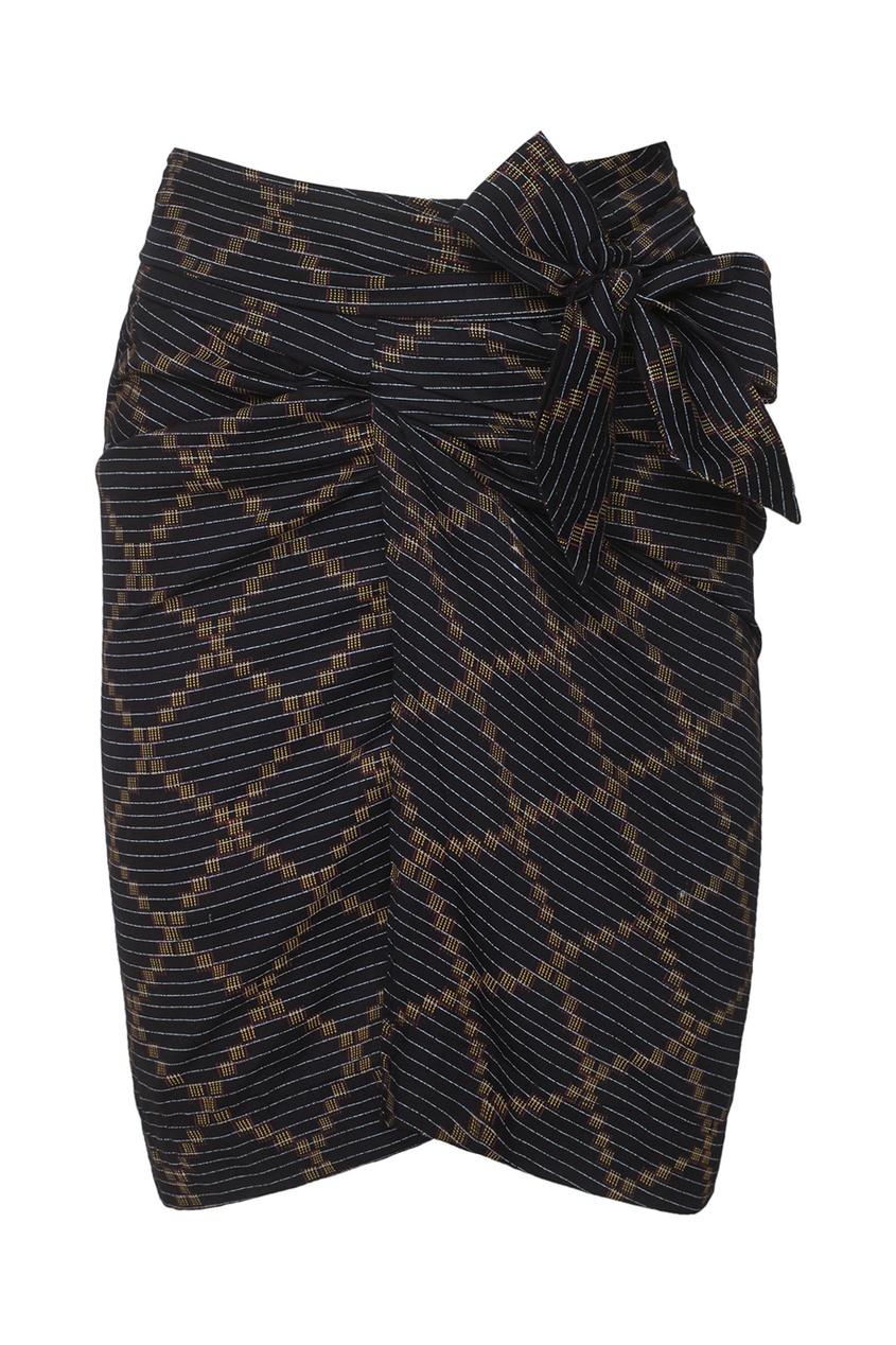 Isabel Marant Etoile Хлопковая юбка Jayda