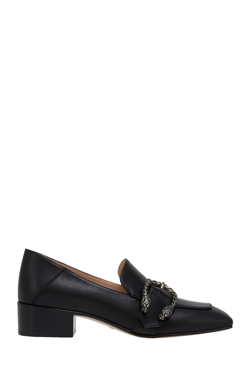 Gucci Кожаные туфли цены онлайн