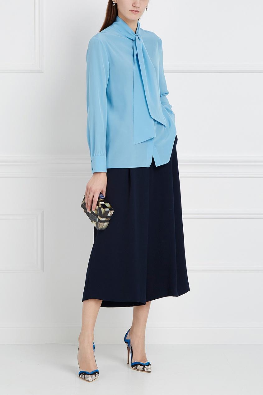 M Missoni Шелковая блузка