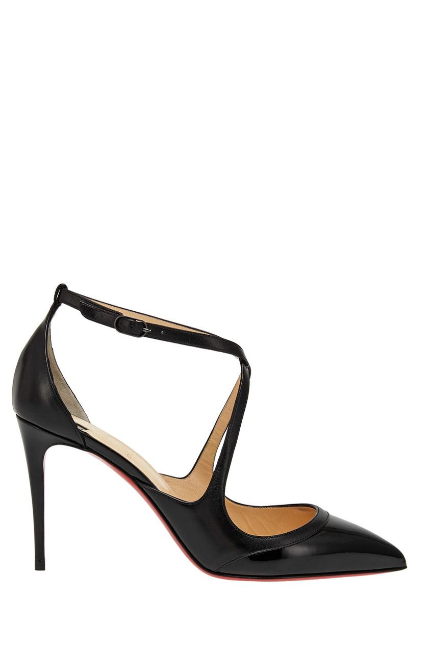 Кожаные туфли Crissos 85