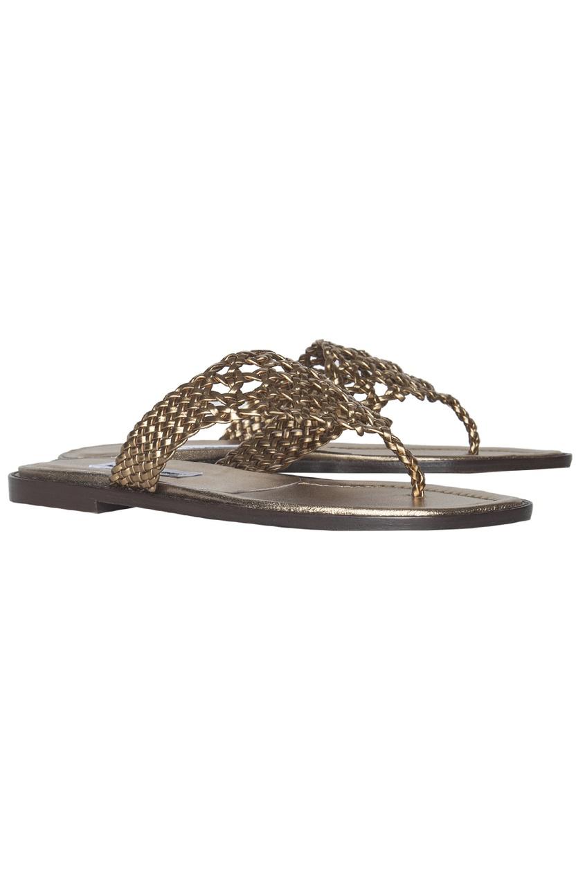 Кожаные сандалии Girella.