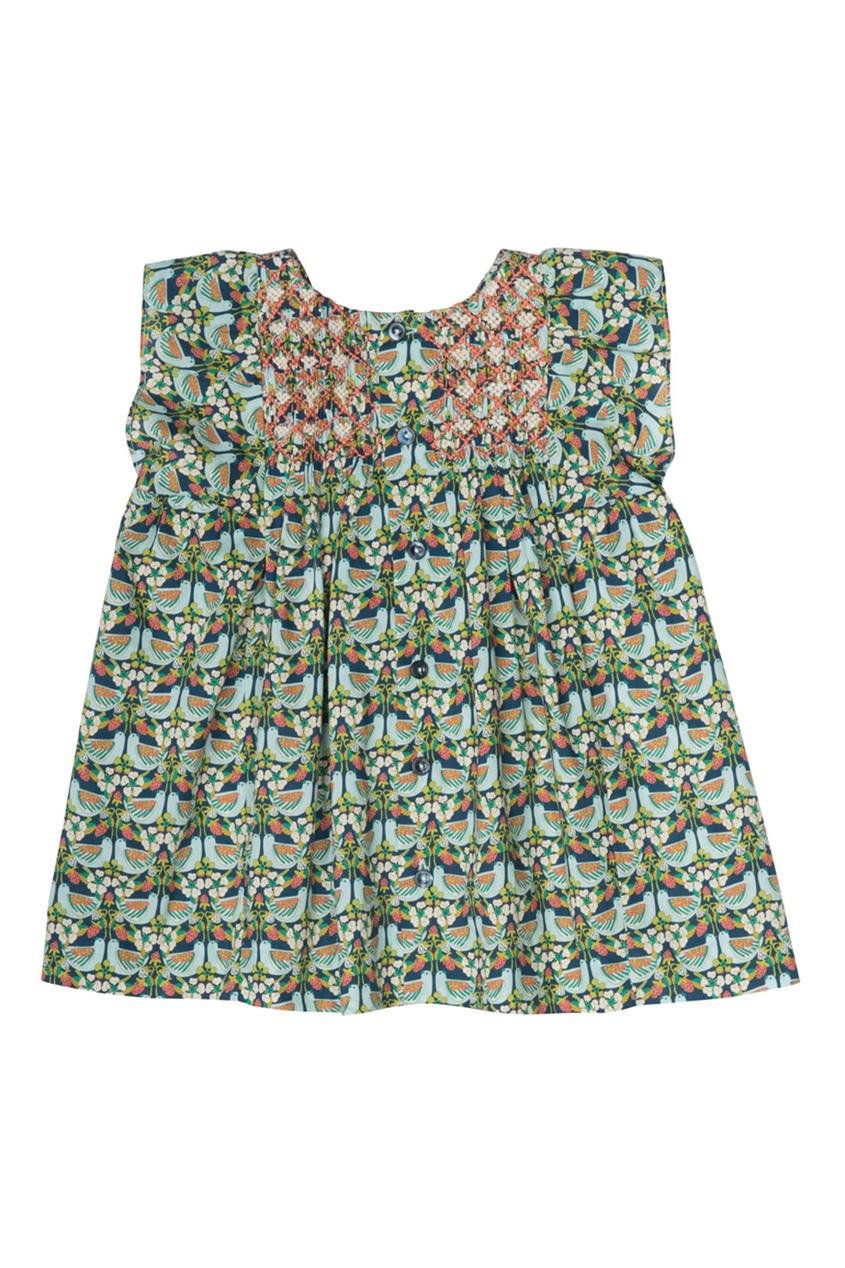 Хлопковое платье Cadelili
