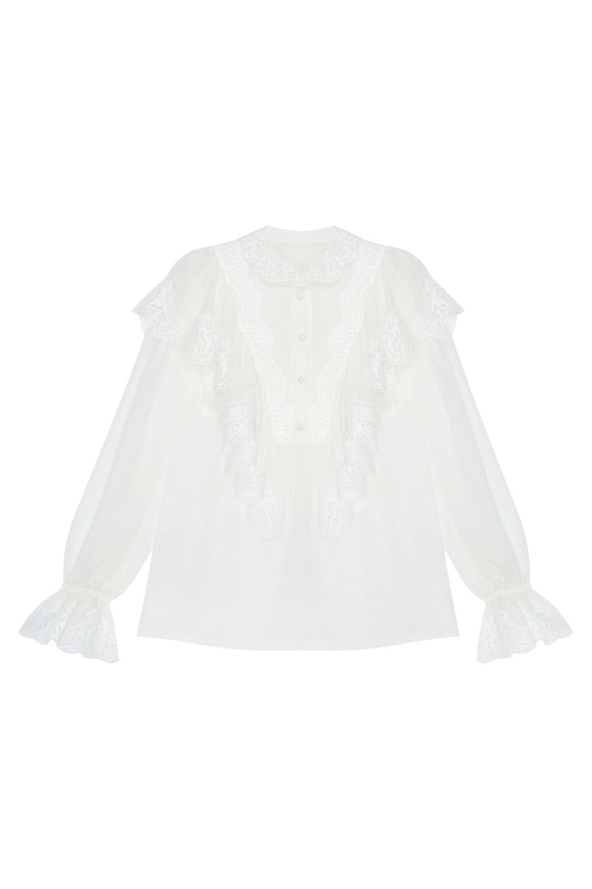 Dolce&Gabbana Шелковая блузка