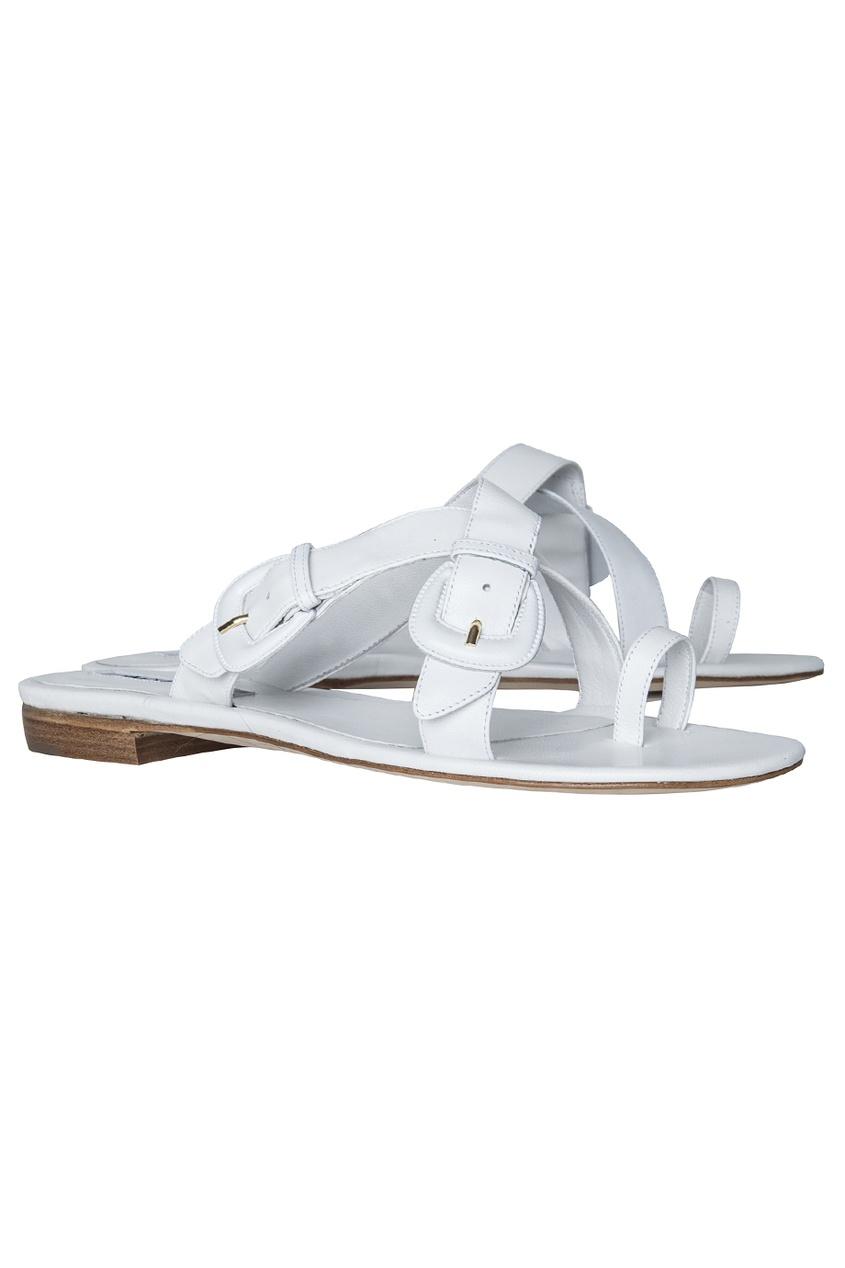 Кожаные сандалии Ajaxa.