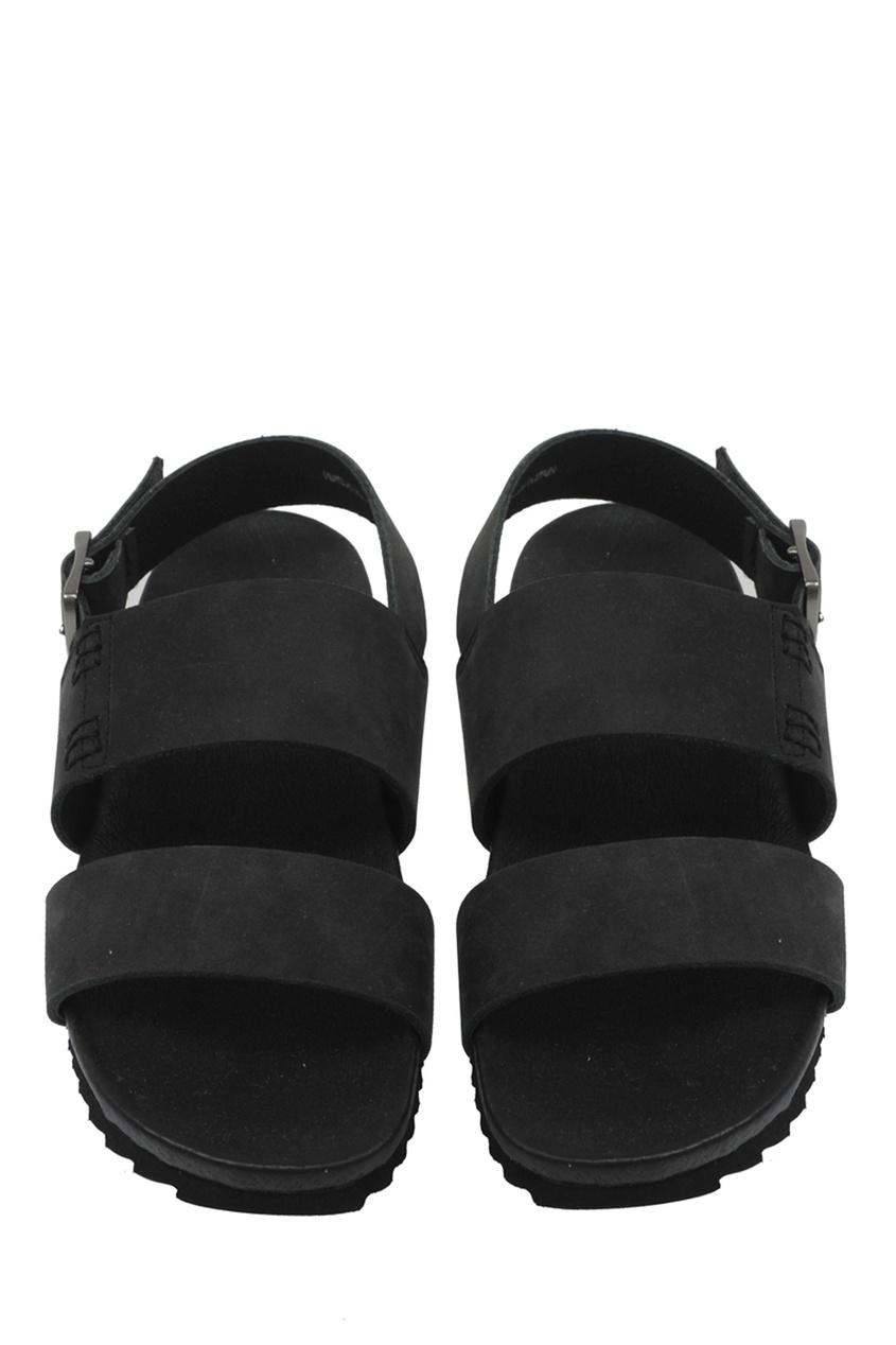 Замшевые сандалии Trek