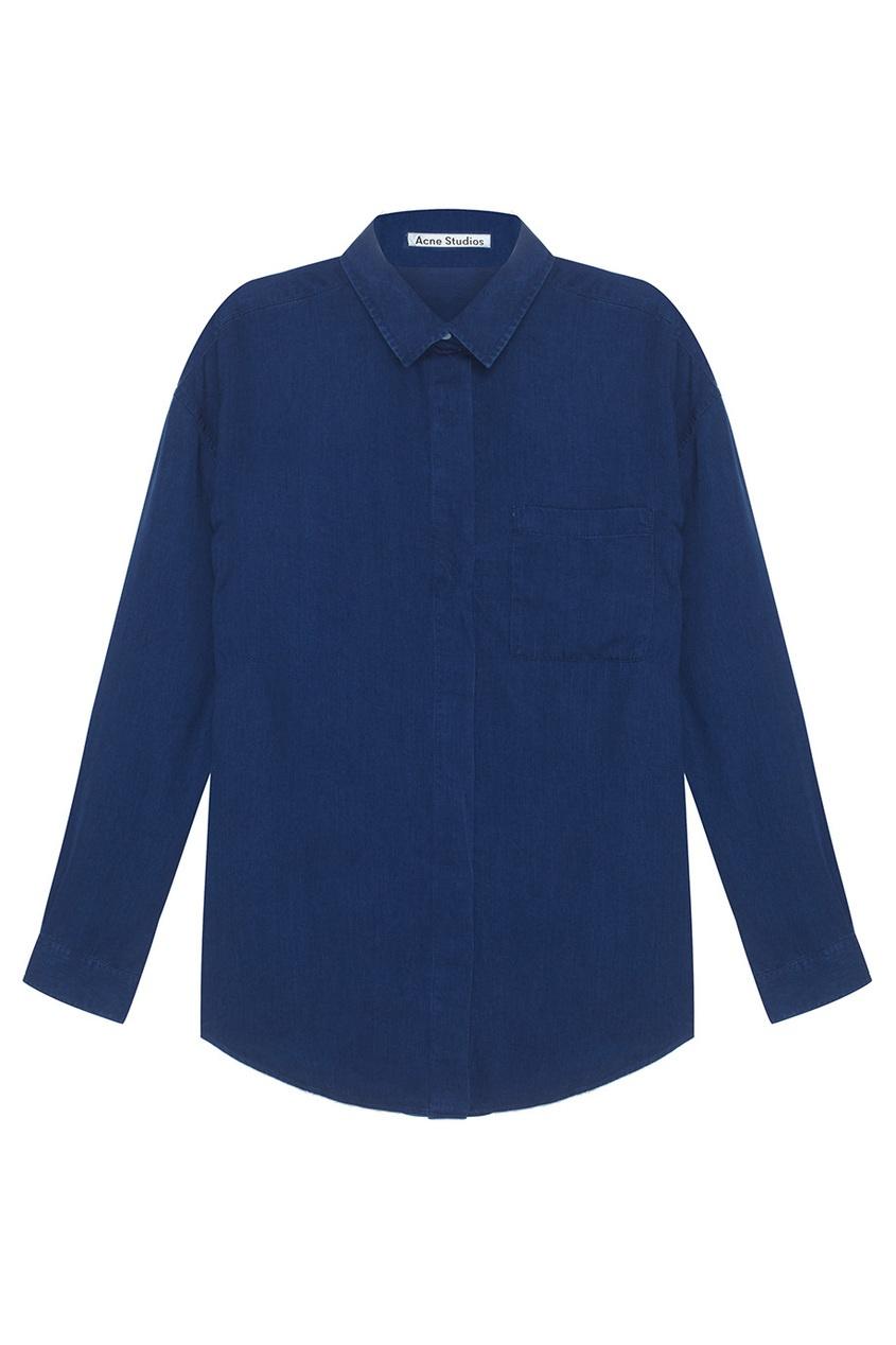 Acne Studios Однотонная рубашка