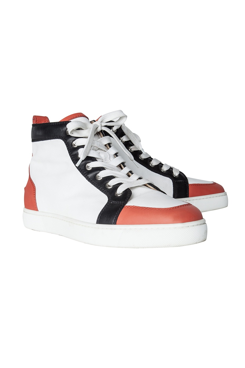Кожаные ботинки Rantus Flat Calf/Calf Morphe