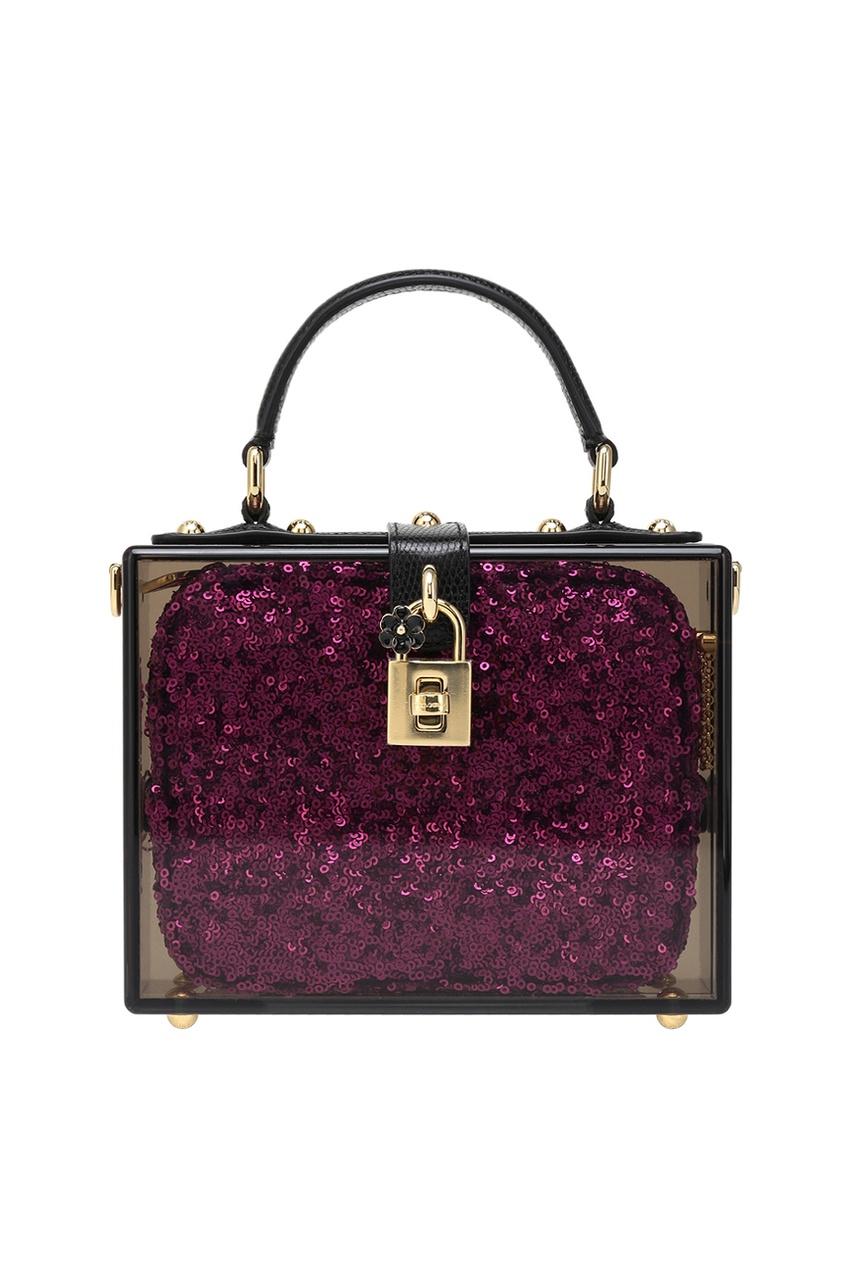 Dolce&Gabbana Сумка с пайетками