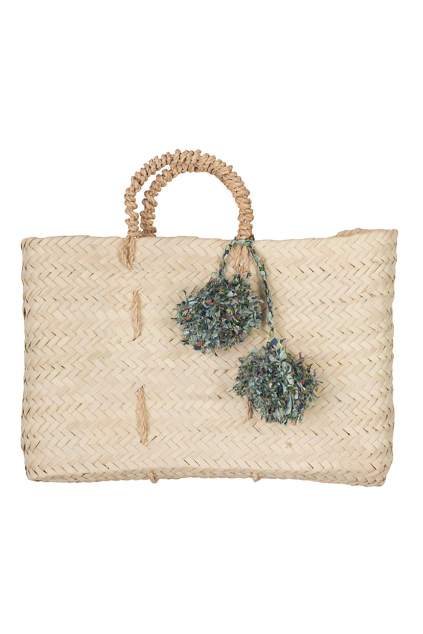 Bonpoint Плетеная сумка Esmaavah