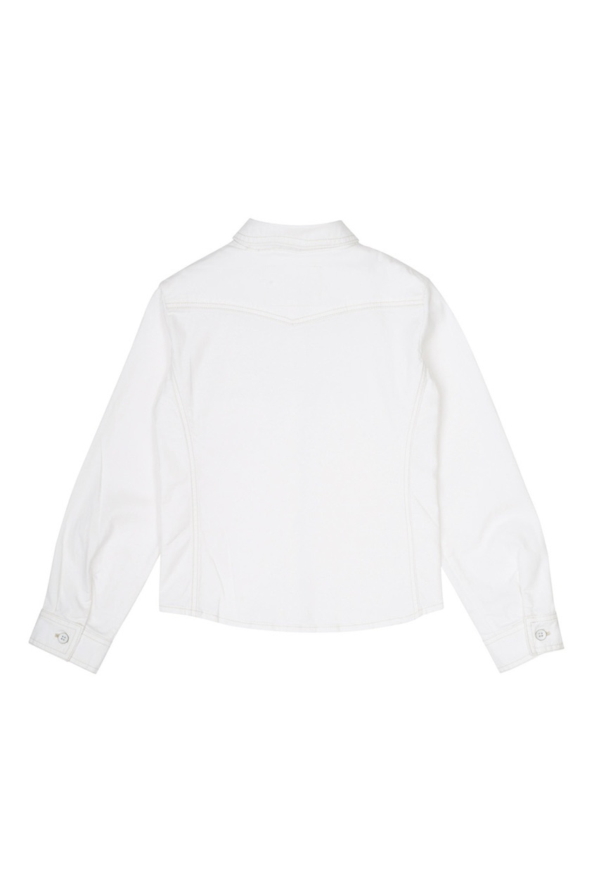 Джинсовая рубашка Ebonie