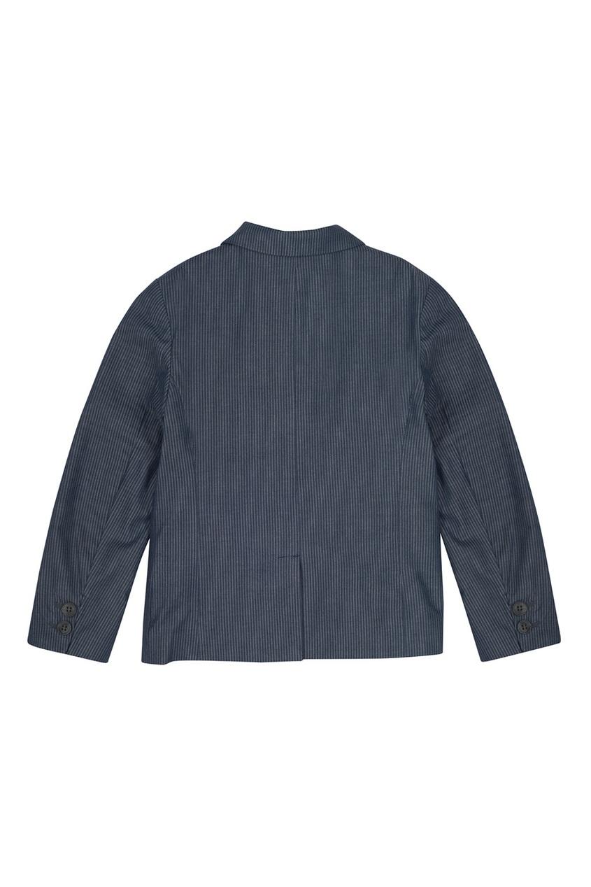 Хлопковый пиджак Jameson