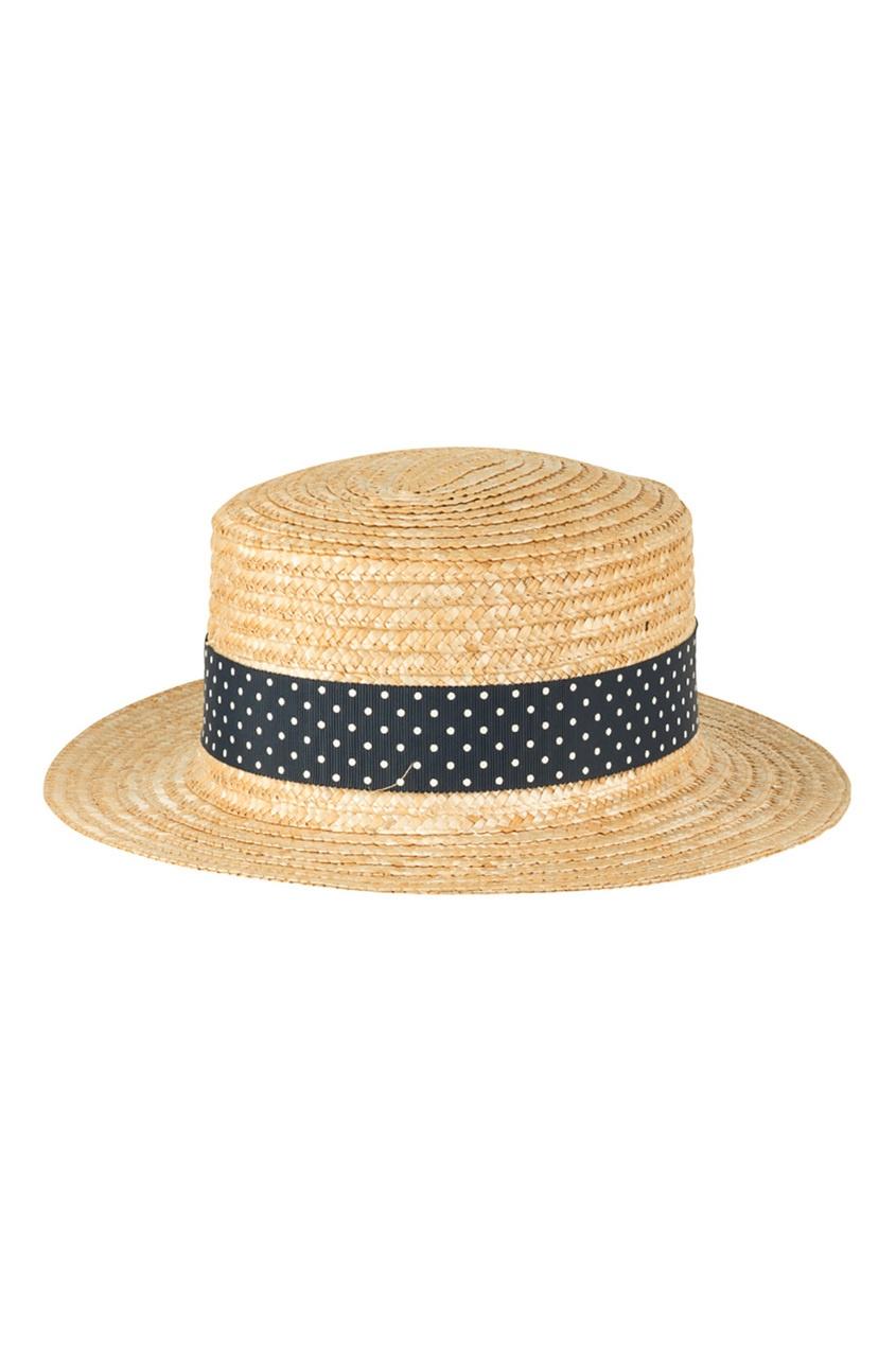 Соломенная шляпа Ehcanot