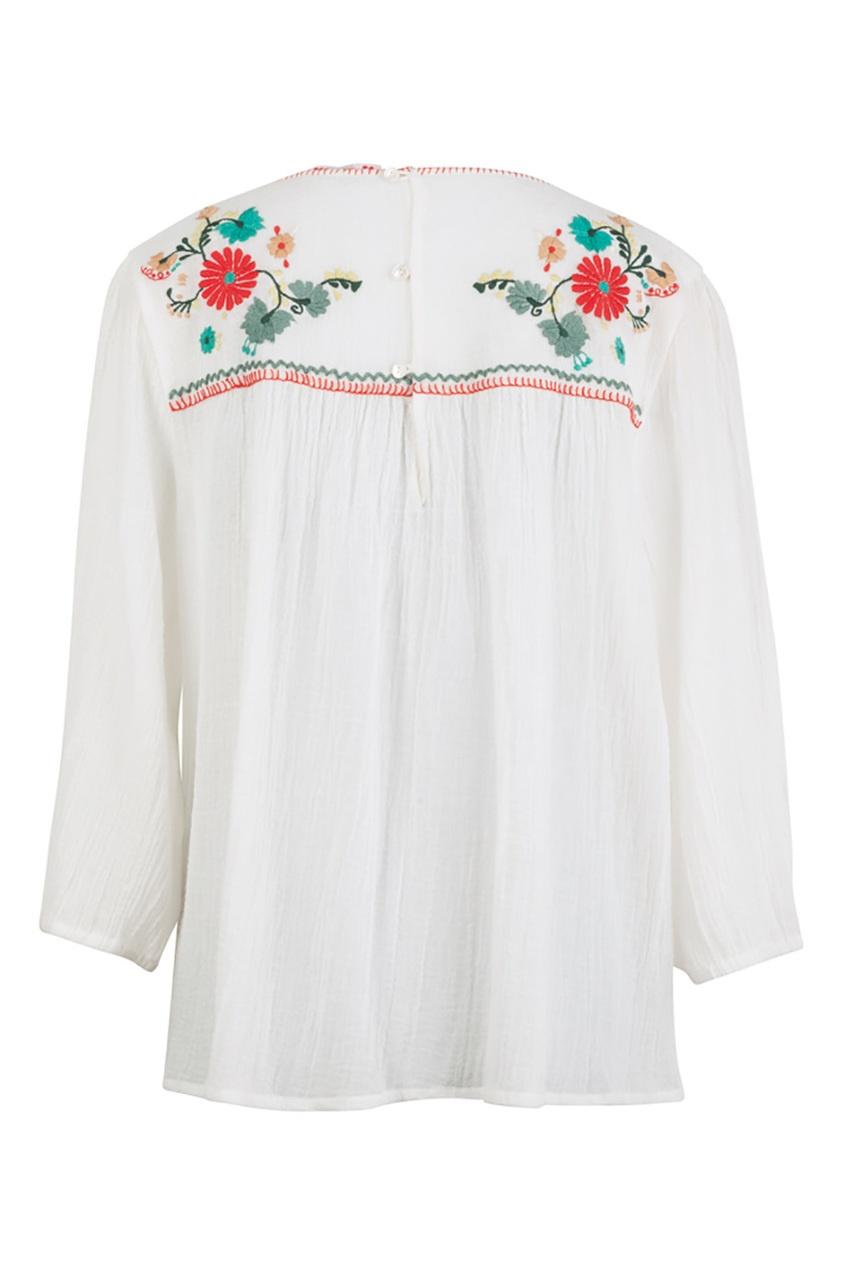 Хлопковая блузка Epika