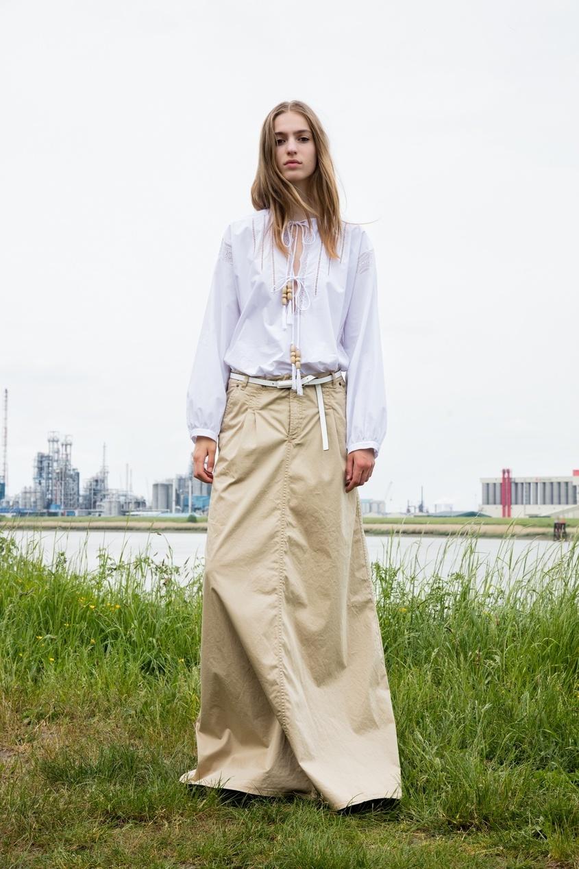 Блузка в этно-стиле