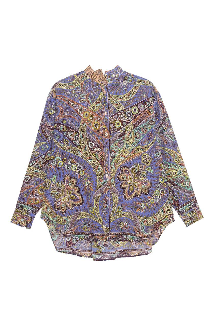 Etro Шелковая блузка
