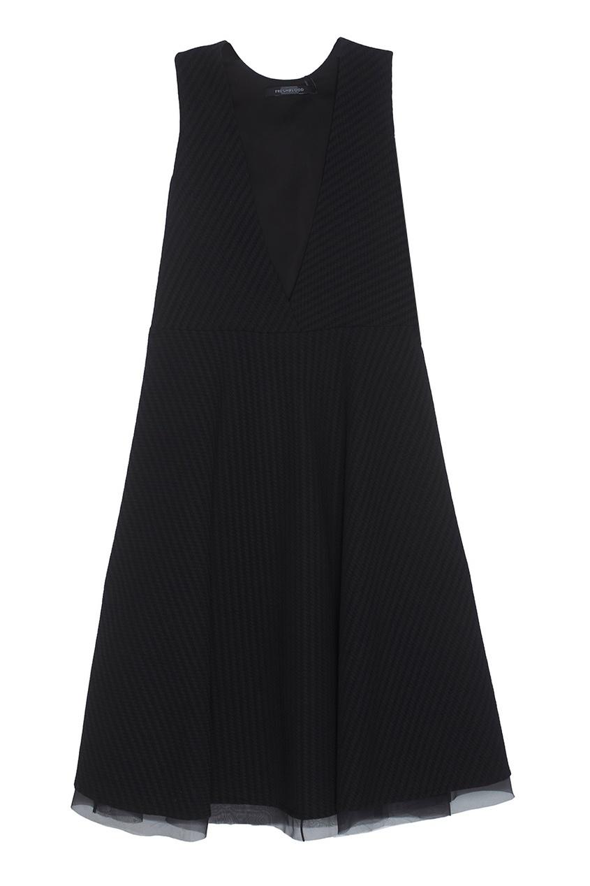 Freshblood Платье А-силуэта украшения в стиле шурук