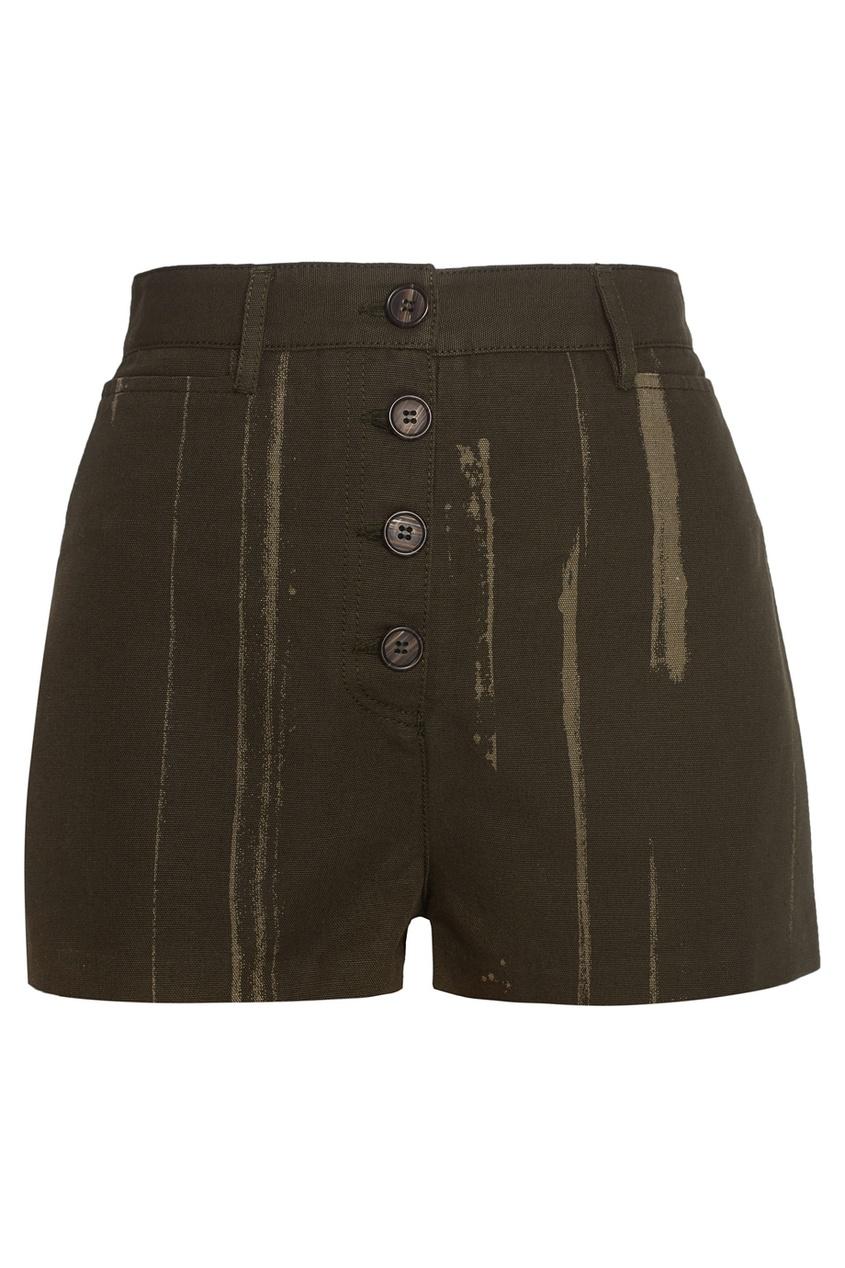 Proenza Schouler Хлопковые шорты
