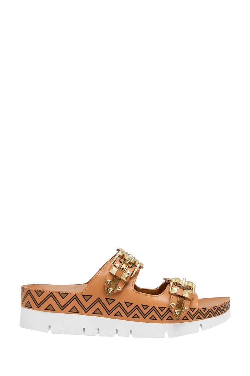 Кожаные сандалии Talita