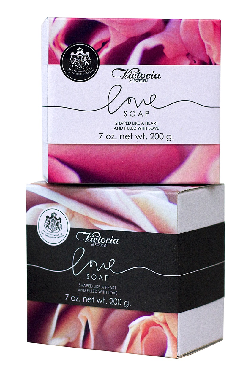 Victoria Soap Набор парфюмированного мыла Love Soap, 2x200гр dirty soap and timed disappearing bloody soap bars 2 pack