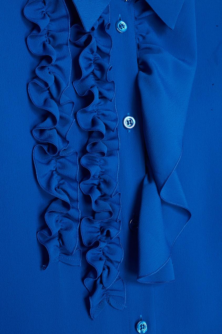 Boutique Moschino Однотонная блузка