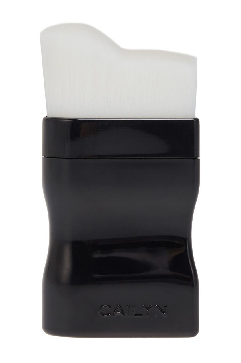 Шелковая кисть для очищения кожи R2M Silk Skin Cleansing Curve Brush