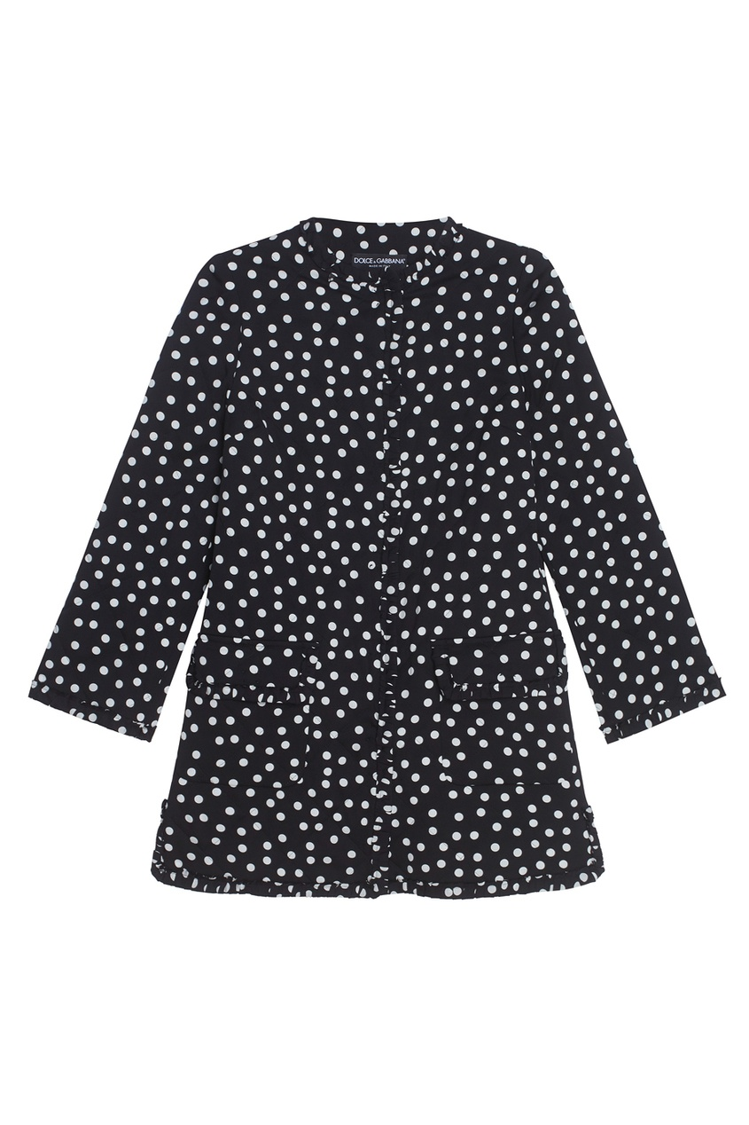 Dolce&Gabbana Шелковый жакет arapkhanovi жакет из шерсти и шелка