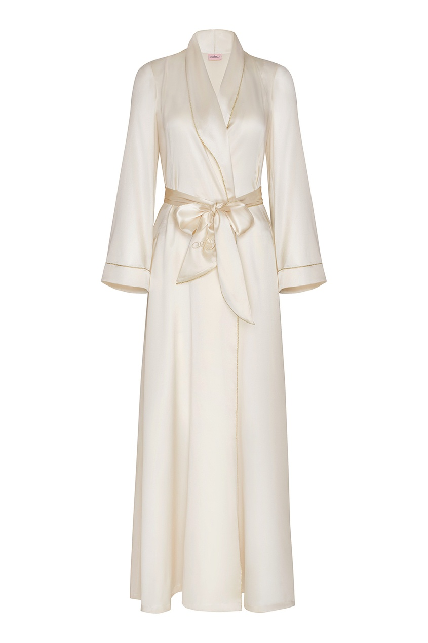 Agent Provocateur Халат Classic Dressing Gown Long