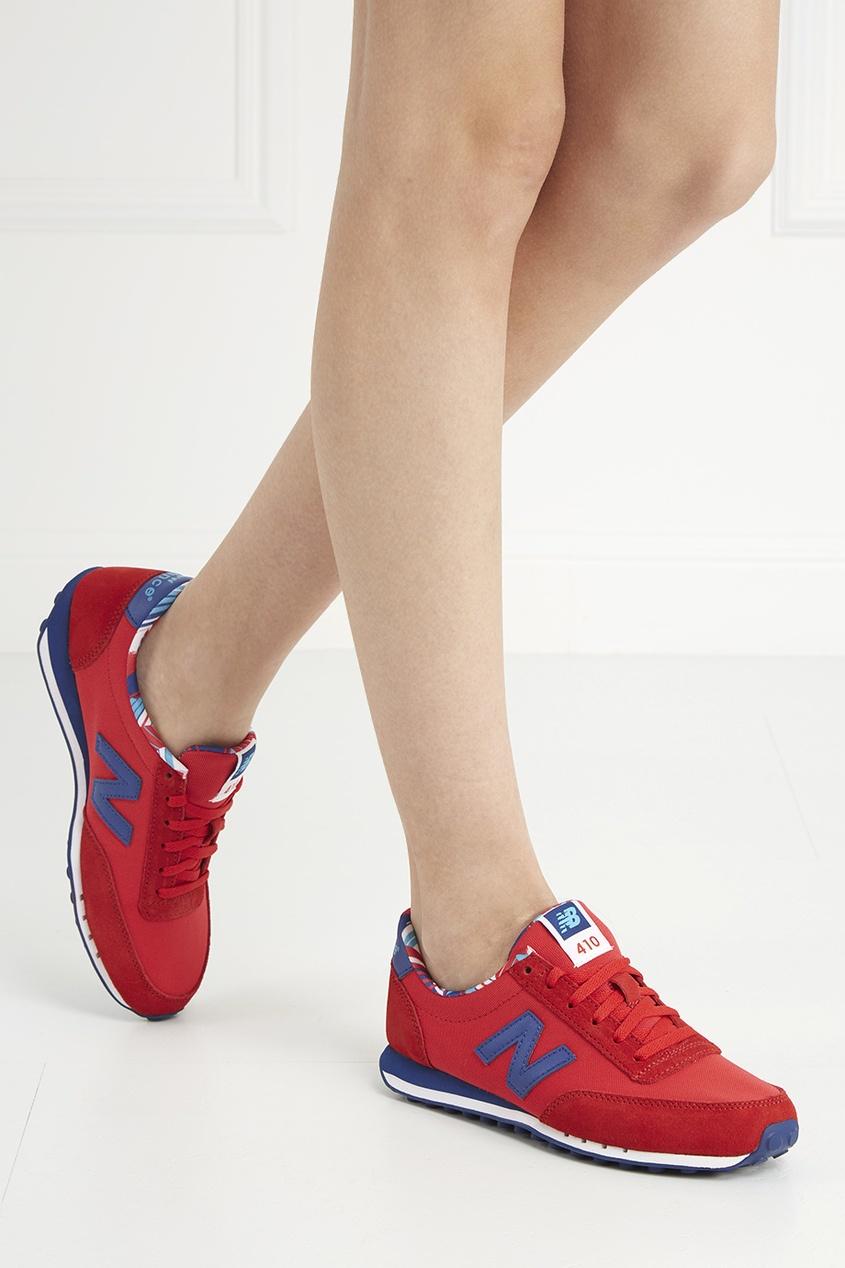 Однотонные кроссовки №410