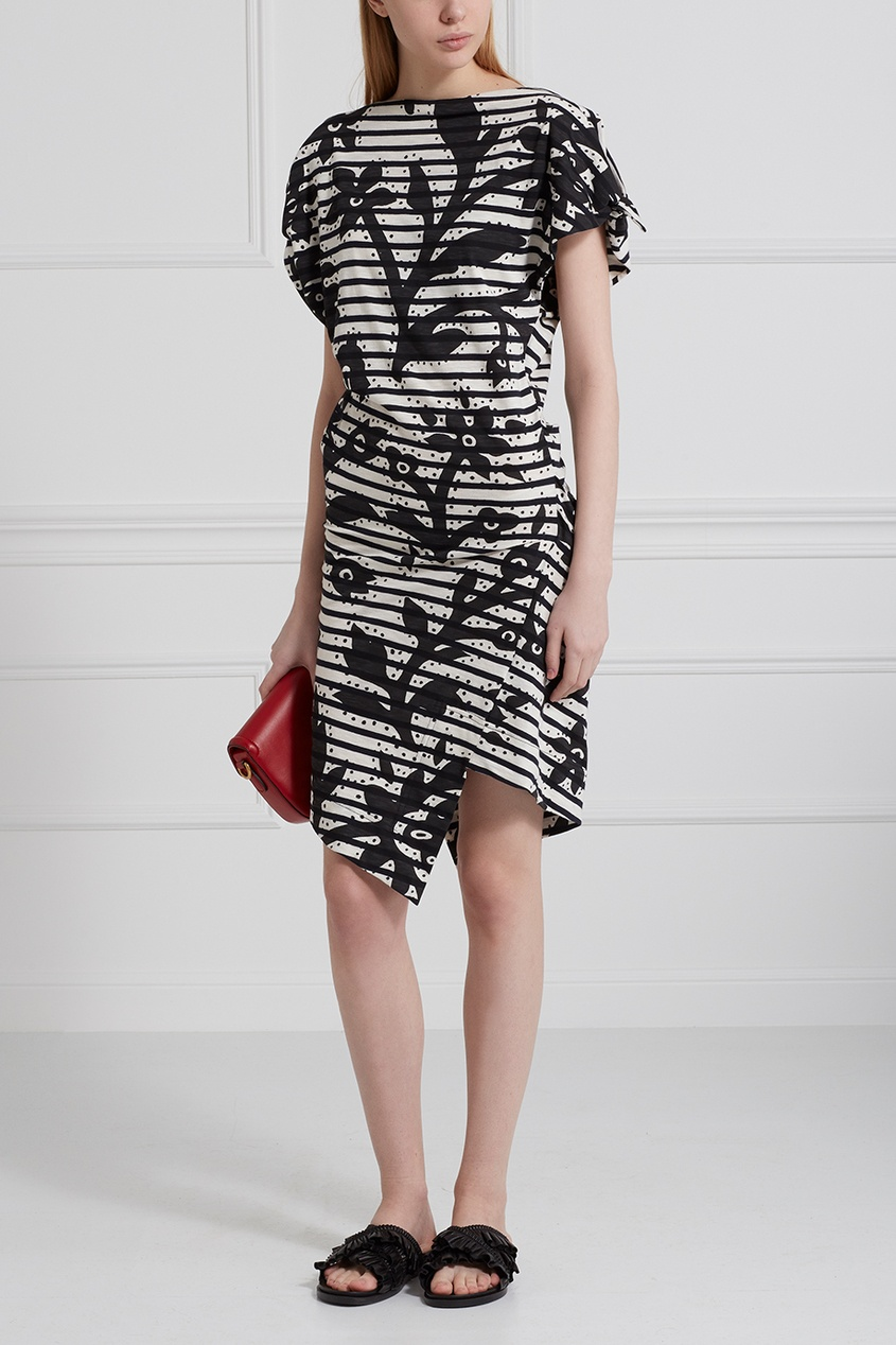 Vivienne Westwood Anglomania Хлопковое платье