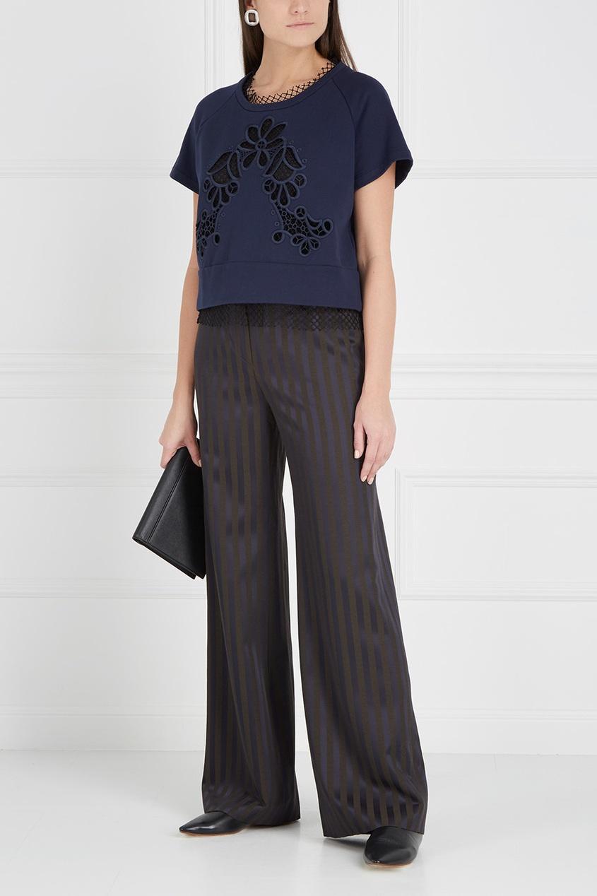 Шерстяные брюки (1980-90-е)