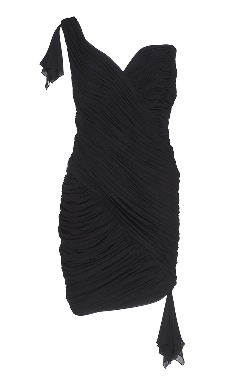 Azzaro Vintage Асимметричное платье (1980-е) laura ashley vintage платье 1980 1990 е