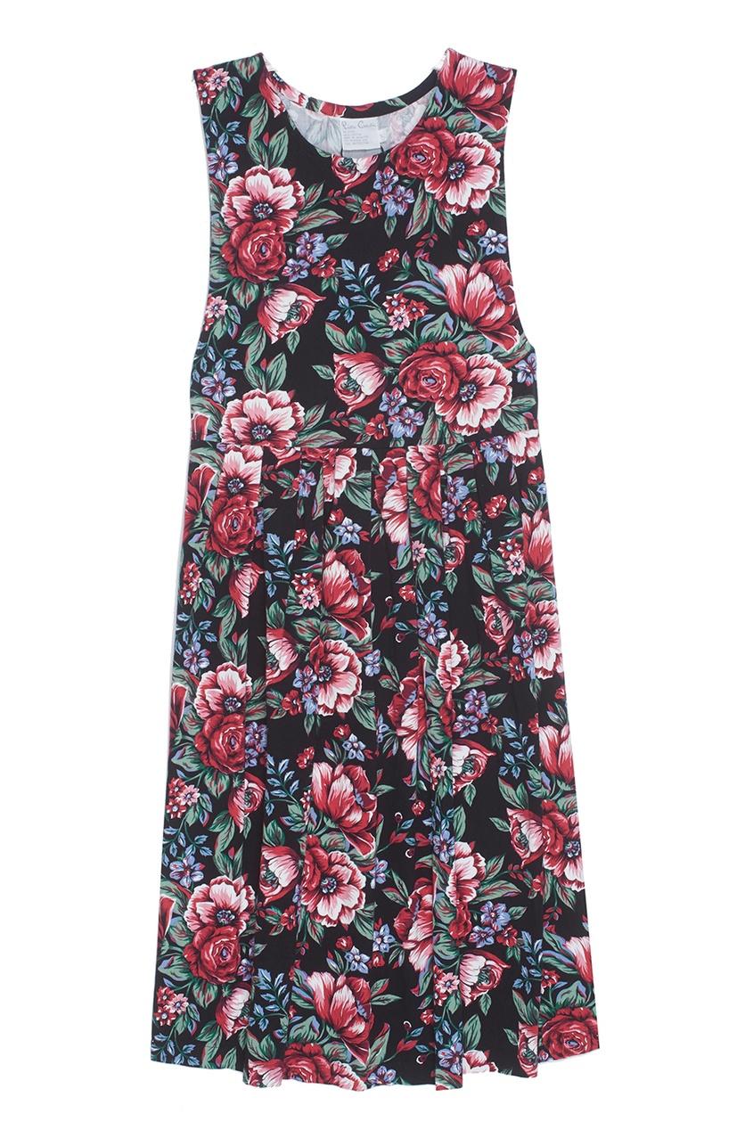 Хлопковое платье (1980-е)