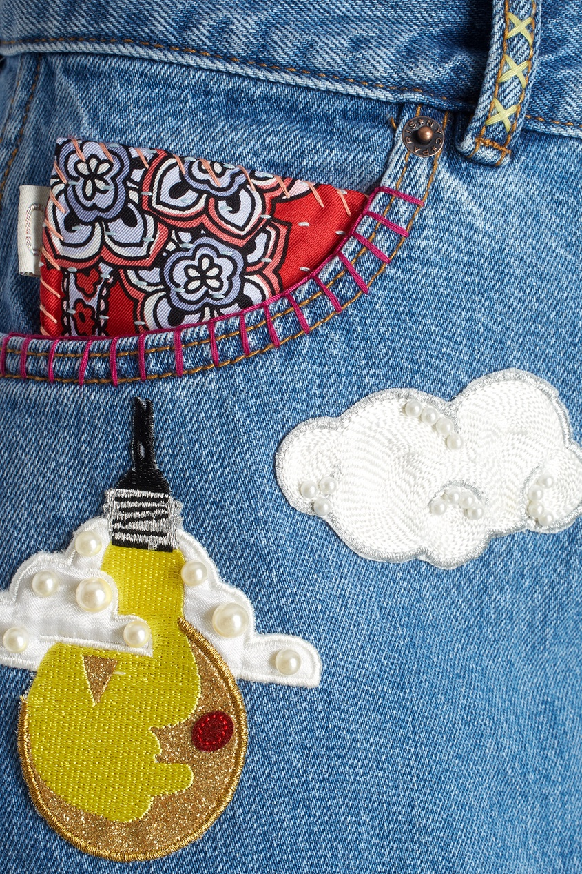 Marc Jacobs Джинсовая юбка