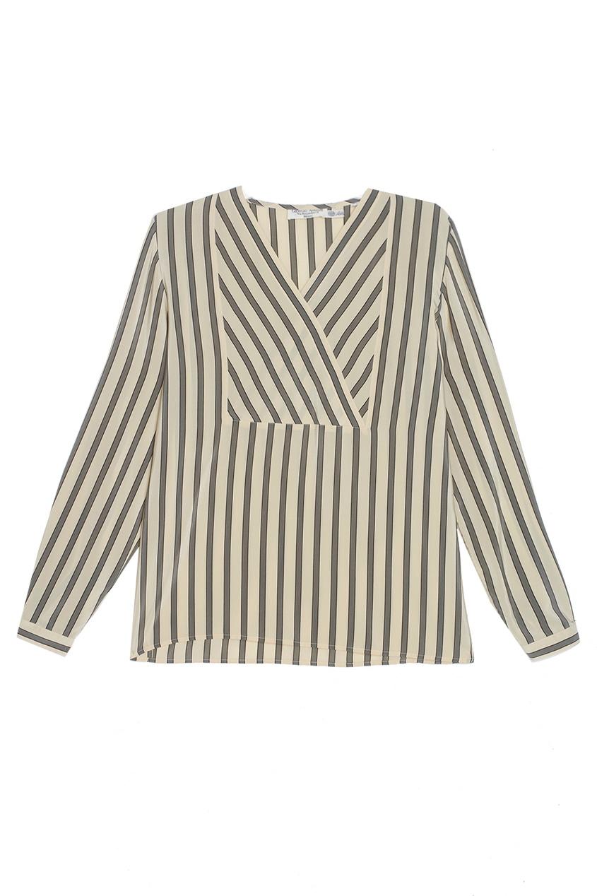 Блузка в полоску (1980-е)