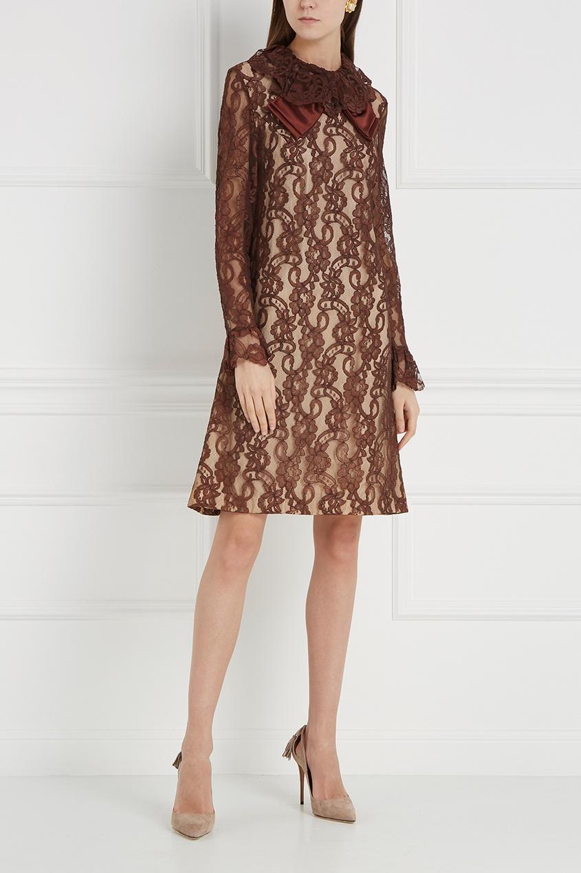 Кружевное платье (1970-е)