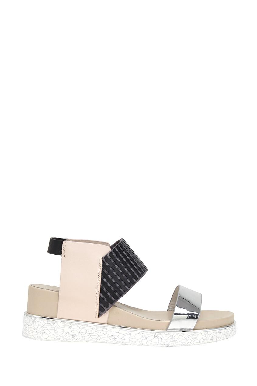 Кожаные сандалии Rico