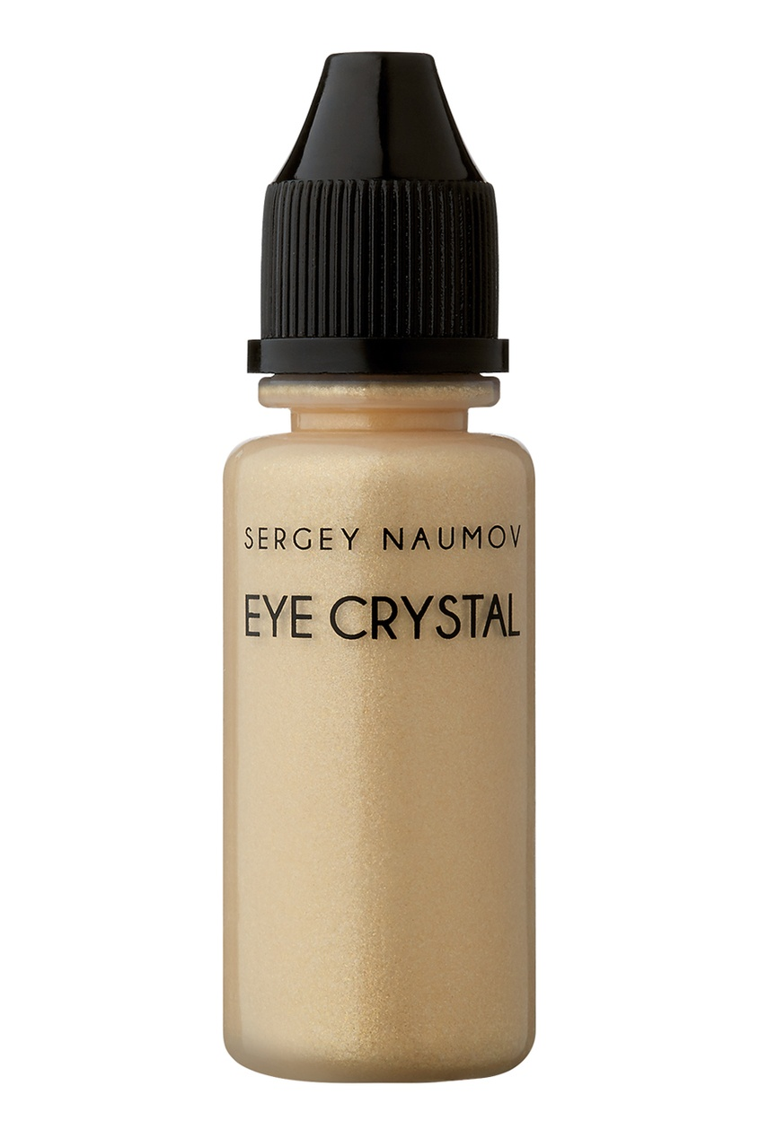 Sergey Naumov Жидкие тени Eye Crystal, Midas, 10ml