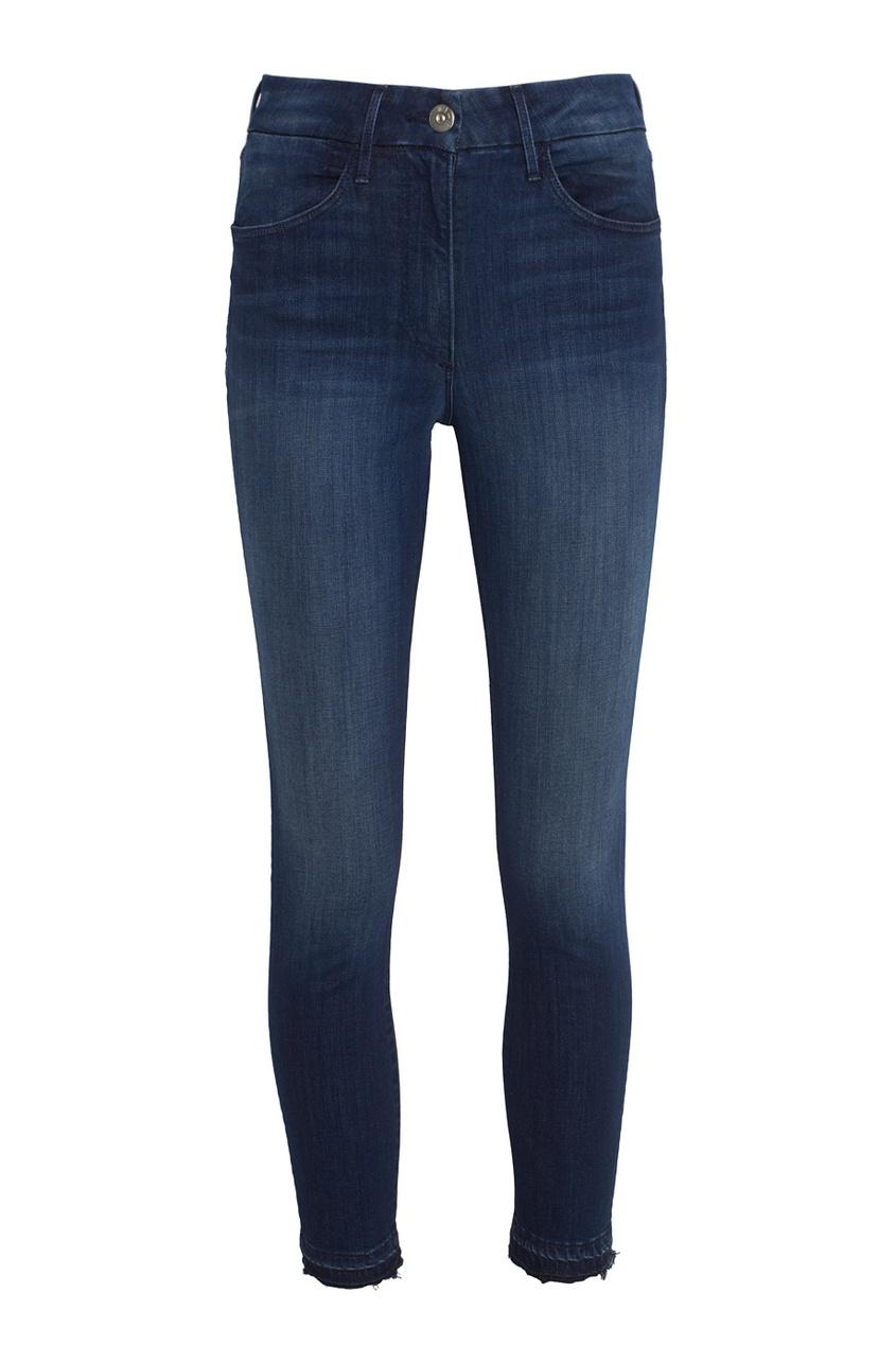 Фото 3х1 Укороченные джинсы