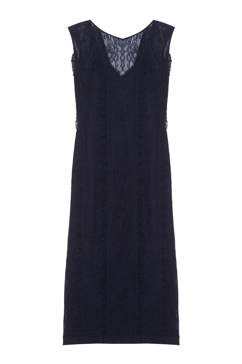 LAROOM Кружевное платье платья lamiavita гипюровое платье