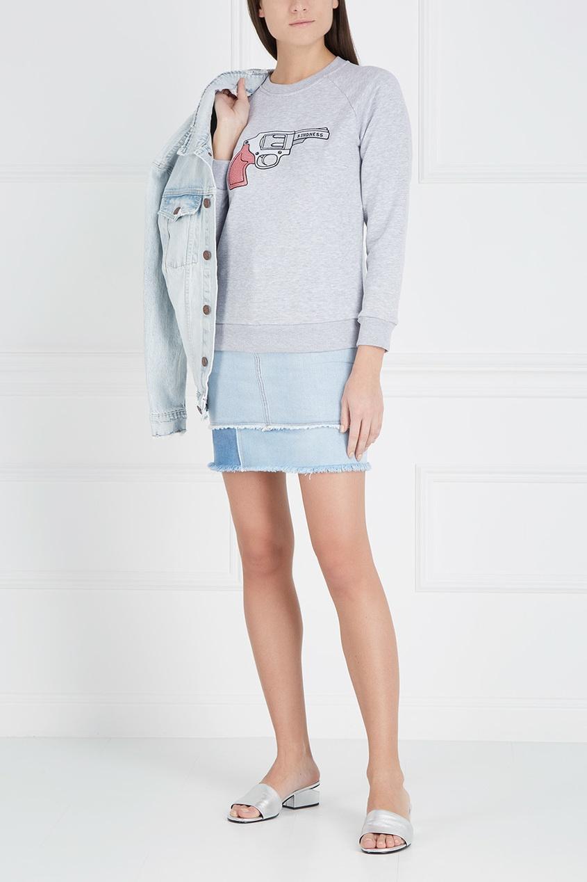 Vivienne Westwood Anglomania Джинсовая юбка