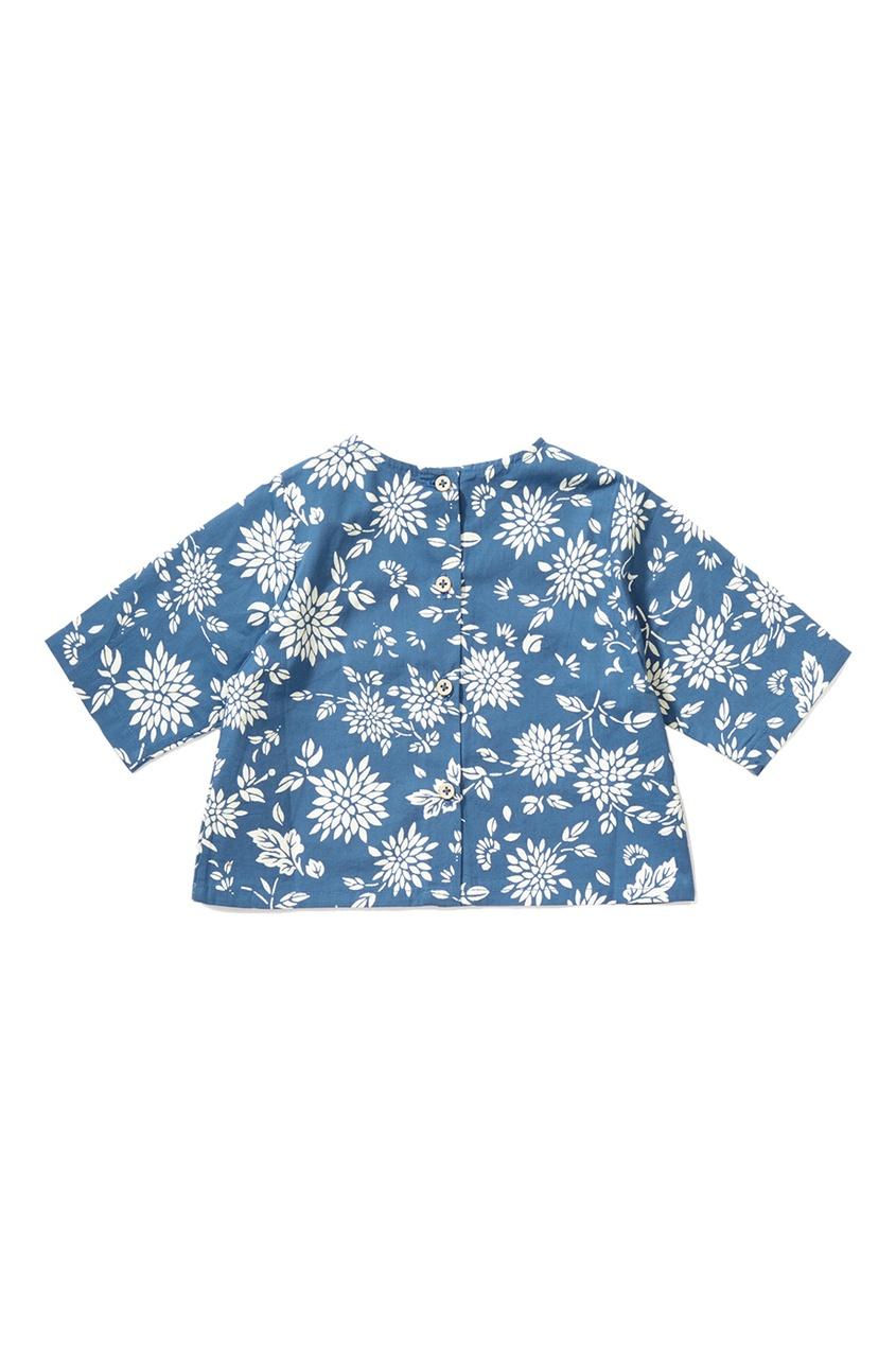 Хлопковая блузка Shallot