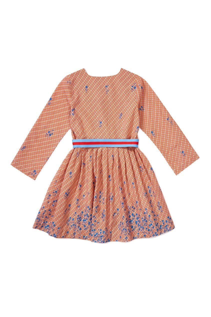 Хлопковое платье Chicory