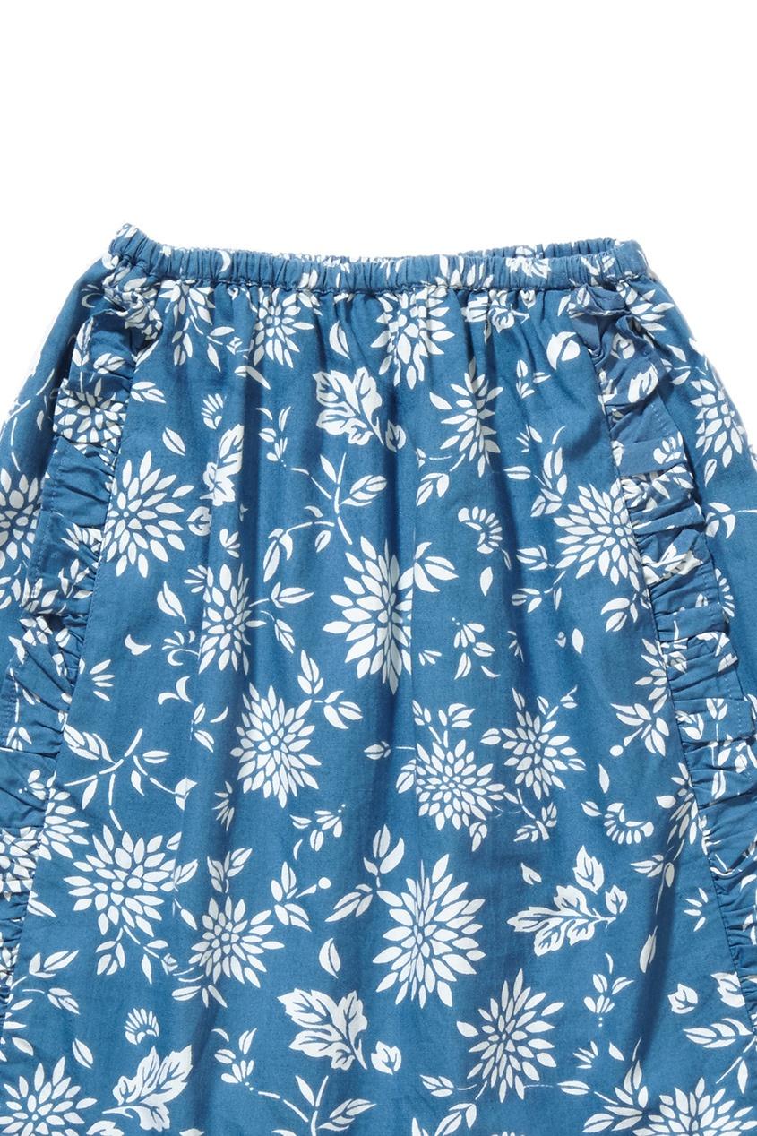 Хлопковая юбка Paracress