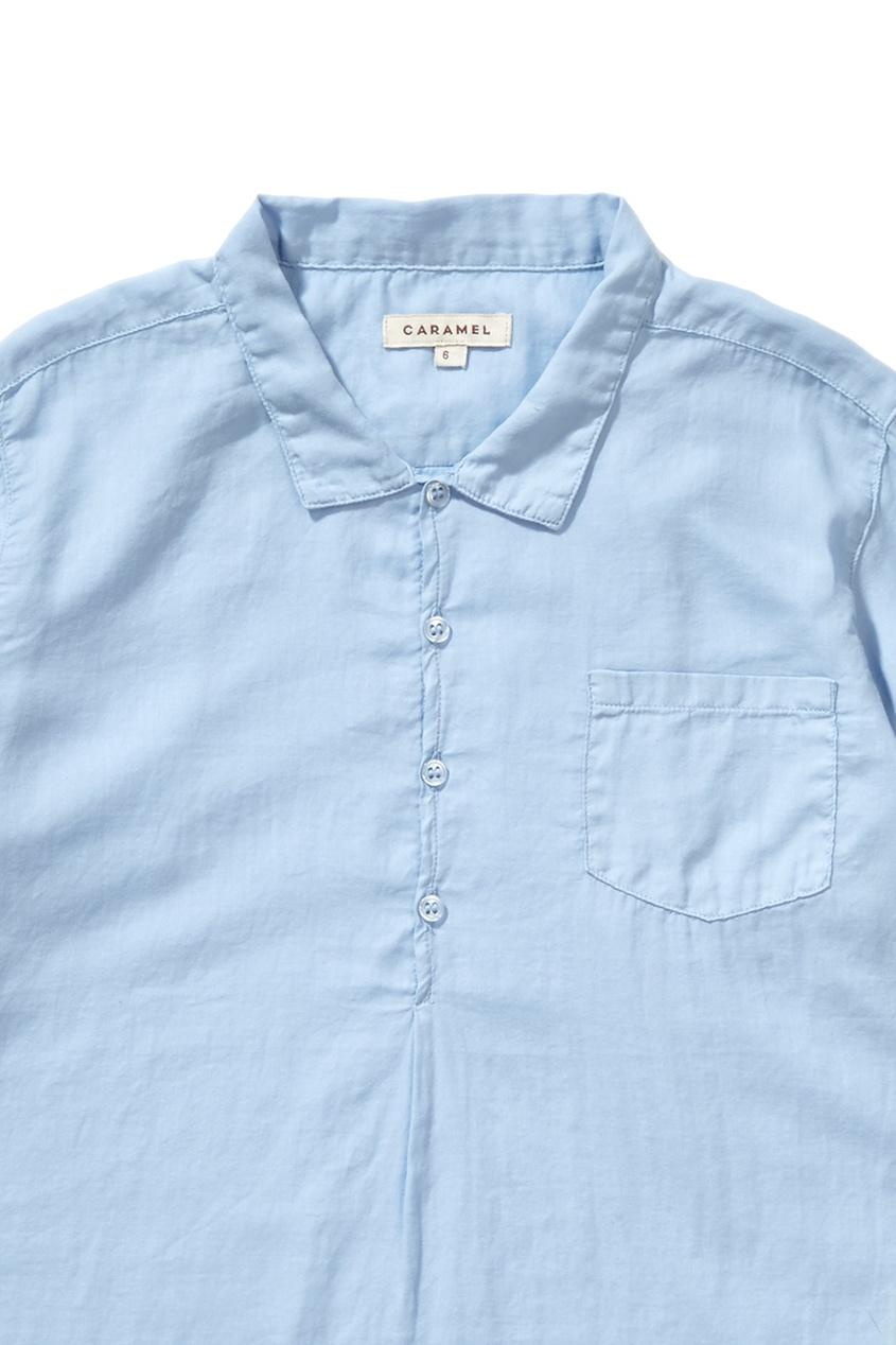 Хлопковая рубашка Yacon