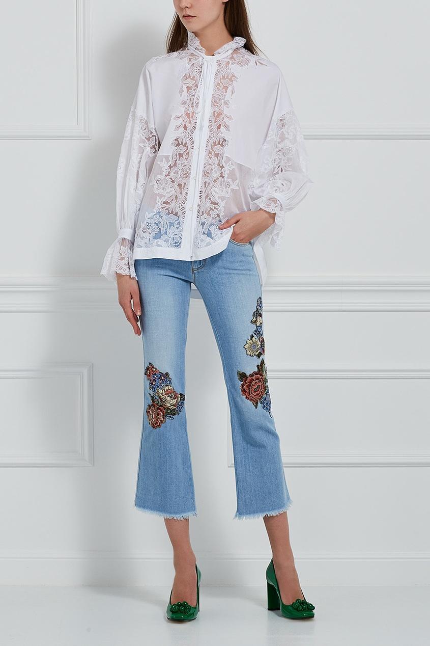 Ermanno Scervino Расклешенные джинсы