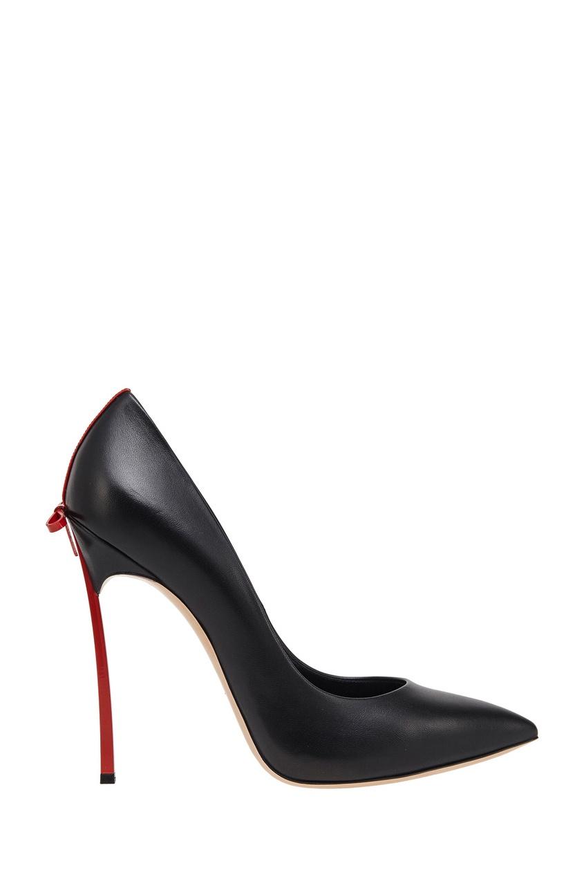 Casadei Кожаные туфли туфли фейк casadei