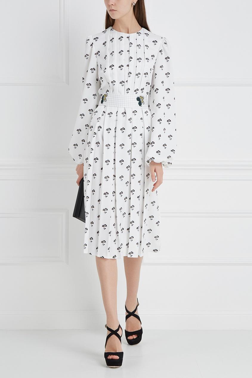 Victoria Beckham Платье-миди