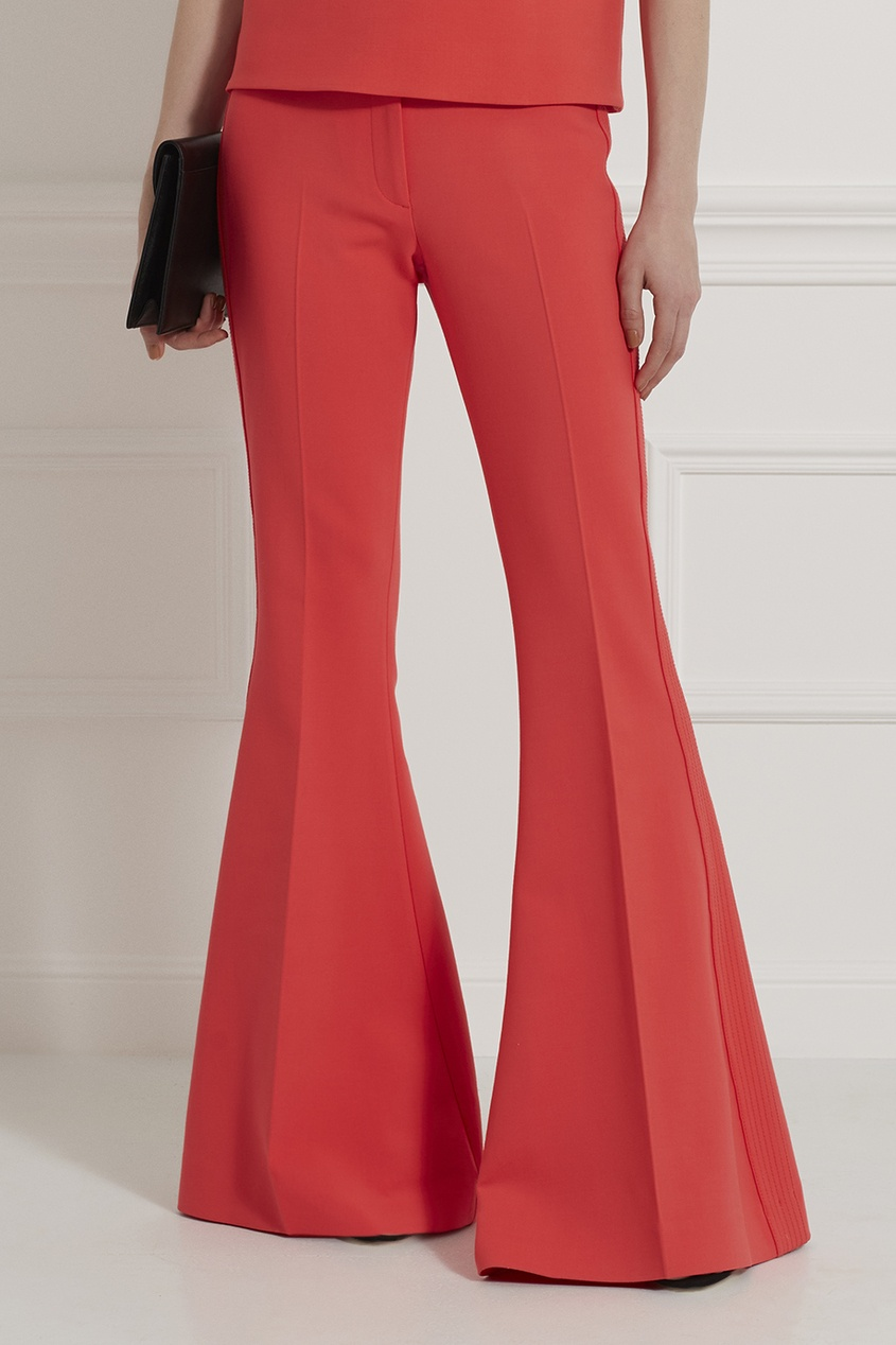 Victoria Beckham Шерстяные брюки