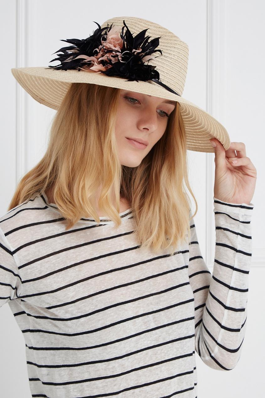 Соломенная шляпа Emmanuelle